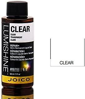 Joico Lumishine Demi Permanent Liquid Color, Clear/transparent, 2 Ounce