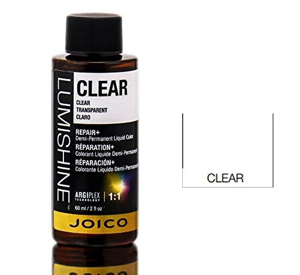 精神医学吐き出すたるみJoico Lumishineデミパーマネント液体色、クリア/透明、 2オンス