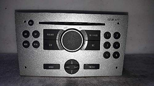 Sistema Audio/Radio Cd O Astra Gtc 13188462 BLAUPUNKT (usado) (id:navdp217860)