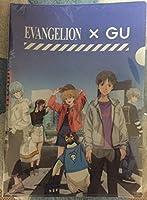 EVANGELION エヴァンゲリオン × GU ジーユー コラボ特典クリアファイル