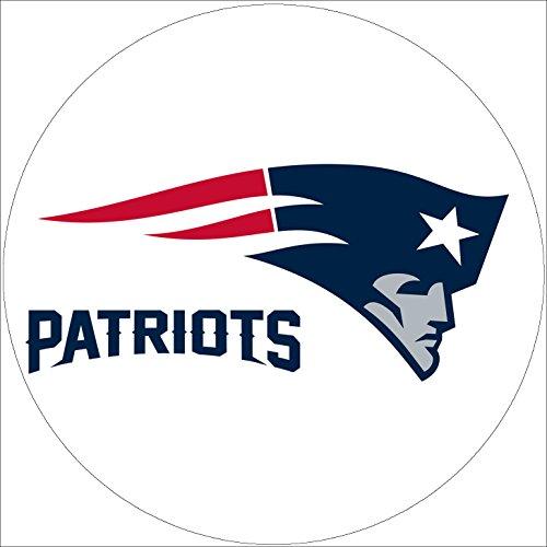 Fondant Tortenaufleger Tortenbild Geburtstag NFL New England Patriots T1