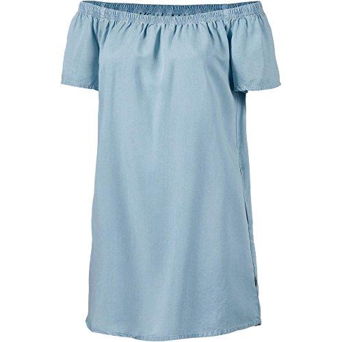 LTB Jeans Damen Sussi Dress Kleid, Blau (Miaris Wash 50782), 40 (Herstellergröße: L)