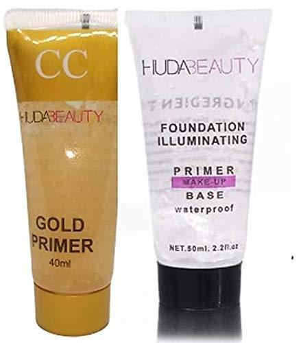 Huda primer (golden+ white)