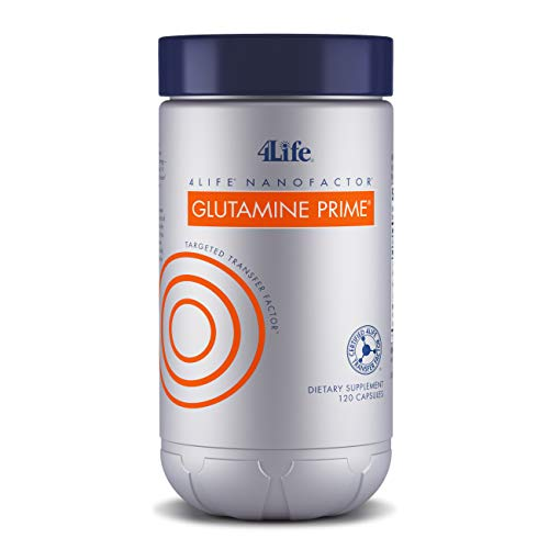 4Life Transfer Factor Glutamine Prime 120 Capsules by 4Life Research