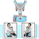 AFF Multifunktionale ergonomische All-In-One-Babytrage für Babys, leicht und atmungsaktiv, für Kleinkinder oder Neugeborene