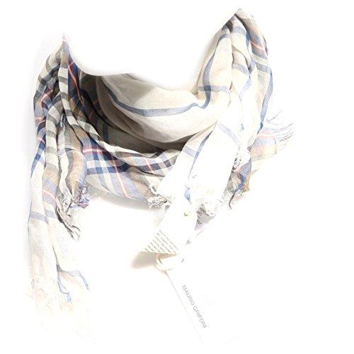 80742 pashmina MAURO GRIFONI sciarpa foulard uomo donna scarf unisex [UNICA]