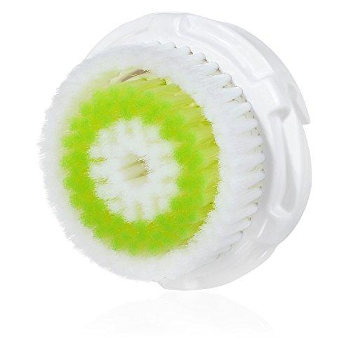 1 x têtes pour brosse E-Cron. Compatible Rechange pour Clarisonic nettoyage facial pour la peau en Acne, Mia 1, 2, 3 (Aria), Smart Profile, Alpha Fit, Plus, Sonic Radiance
