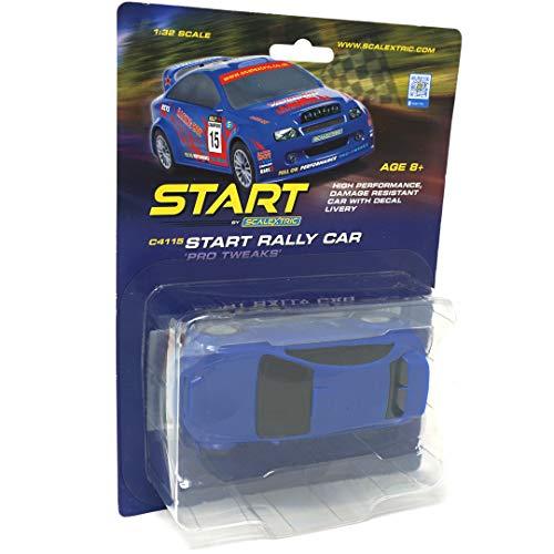 Scalextric Start C4115 Start Rally Car - Pro Tweeks