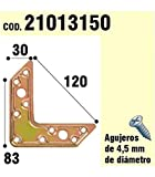 WolfPack 21013150 Soporte para Madera Placa