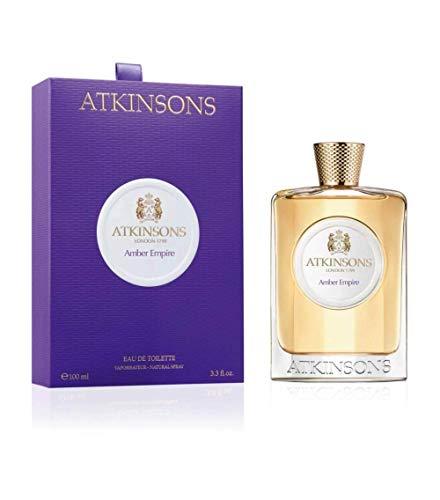 ATKINSONS Amber Empire Eau De Toilette, 1er Pack (1 x 100 g)