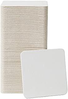 BAR DUDES Cardboard Coasters 100 Pack 4
