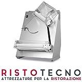 Stendipizza stendi pizza PROFESSIONALE Dilaminatrice a coppia di rulli inclinati Ø pizza cm.30