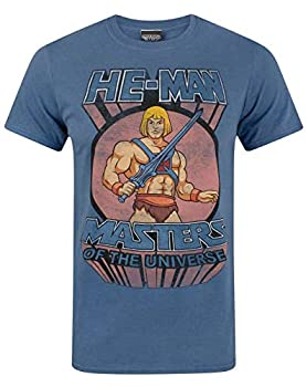 He-Man Masters of the Universe T-shirt, S to XXL