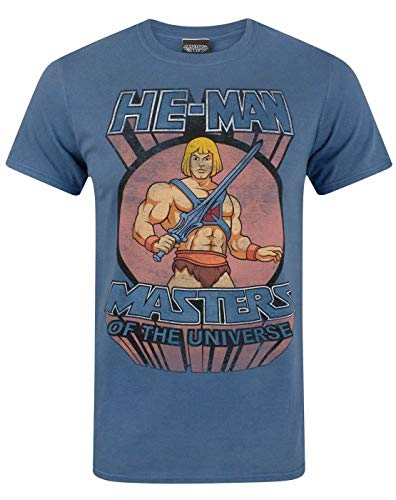 He-Man Masters Of The Universe Men's T-Shirt (S)