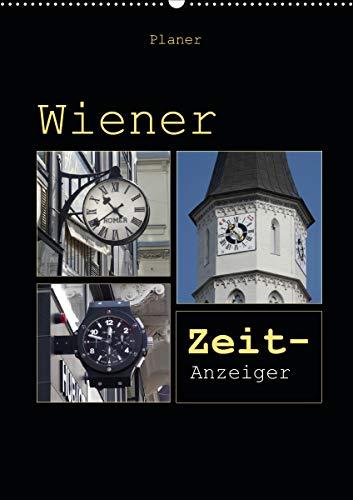 Wiener Zeit-Anzeiger (Wandkalender 2021 DIN A2 hoch)