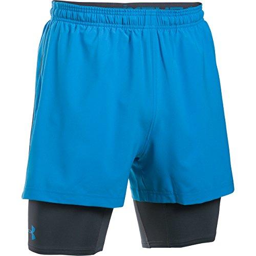 Under Armour Herren Hose und Shorts Fitness - Hosen & Shorts, Ble, SM