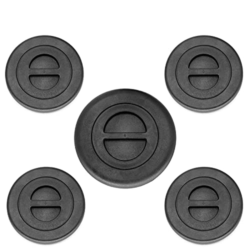 WGmyatto Trucks Towing Prep Group Bed Plug Cover Kit, 68225506AA Fit for...