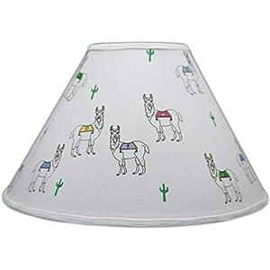 Llama Lamp Shade Alpaca Children's Nursery Decor