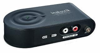 Preamplificatore phono MM-MC (RIAA) Ingresso RCA e fono. Uscita analogica e USB. Connettore massa a vite.