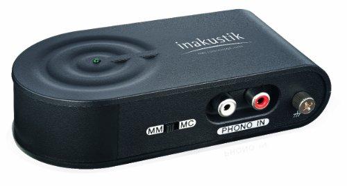 in-akustik Premium Phono Vorverstärker con USB