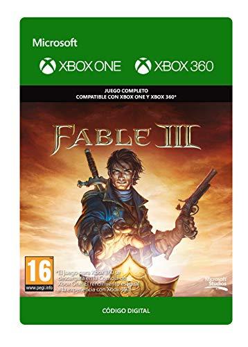 Fable III Standard | Xbox 360 - Plays on Xbox One - Código de descarga