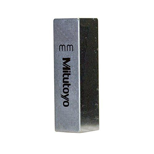 ミツトヨ(mitutoyo) ゲージブロック 鋼製 JIS0級 25mm 611635-02