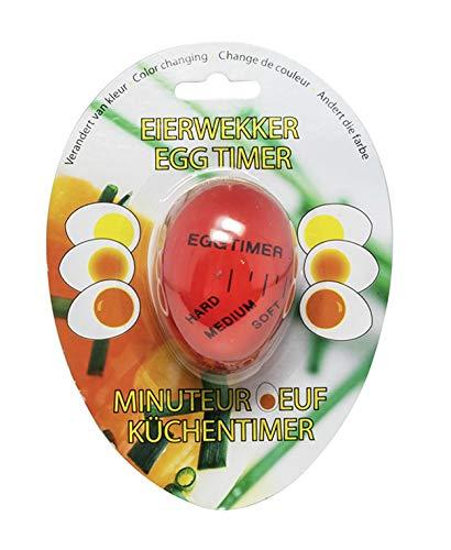 KURZZEITMESSER Egg Farbwechsel Eieruhr Kuchentimer Kuchenuhr Timer Eierkocher 20