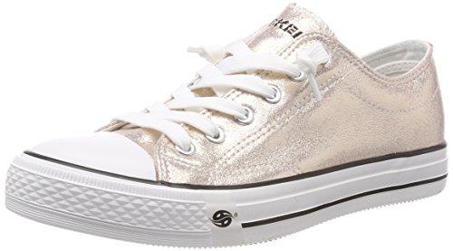 Dockers by Gerli Unisex-Kinder 38AY662-700760 Sneaker, Pink (Rosa 760), 34 EU