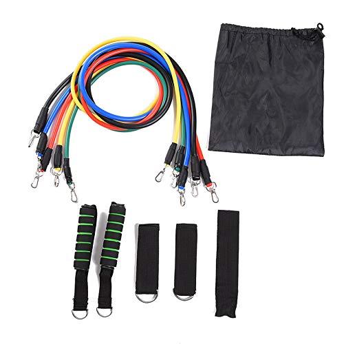 mengzhong Set trek touw trekker weerstand band trek band meer in staat om thuis fitnessapparatuur