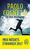 Les Huit montagnes - Le Livre de Poche - 22/08/2018