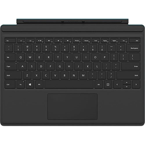 Microsoft Type Cover Keyboard for Surface 3 BlackA7Z-00001 (Renewed)