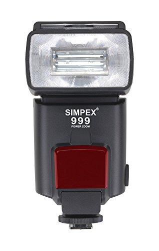Simpex 999 Power Zoom Flash