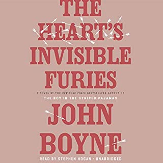 Page de couverture de The Heart's Invisible Furies