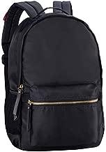 HawLander Lightweight Backpack for Women or Girls, Mid-Volume 20.0L, Black