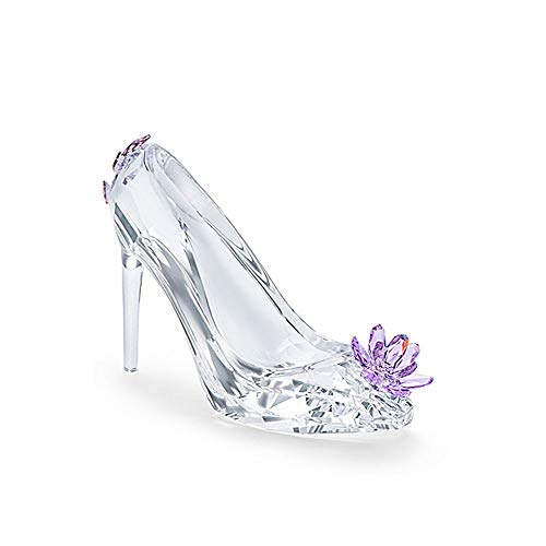 SWAROVSKI Shoe with Flower Light Multi One Size