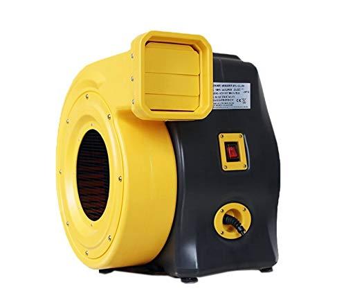 Turbina Inflador, soplador de Castillos hinchables,Motor eléctrico para inflables acuáticos, toboganes, Water...