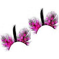 つけまつげ セット 羽 ナチュラル つけま 部分 まつげ 羽まつげ 羽根つけま カラー デザイン フェザー 激安 アイラッシュ ETY-105