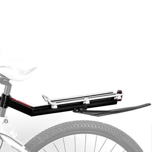 Bike MudGuard Set MTB Fender 26 27.5 29 pulgadas Montaña Ampliación de la montaña Relojamiento rápido Fendle delantero / trasero Fender for accesorios for bicicletas de bicicletas ( Color : Black )