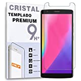 REY Protector de Pantalla para BLACKVIEW A20 - A20 Pro, Cristal Vidrio Templado Premium