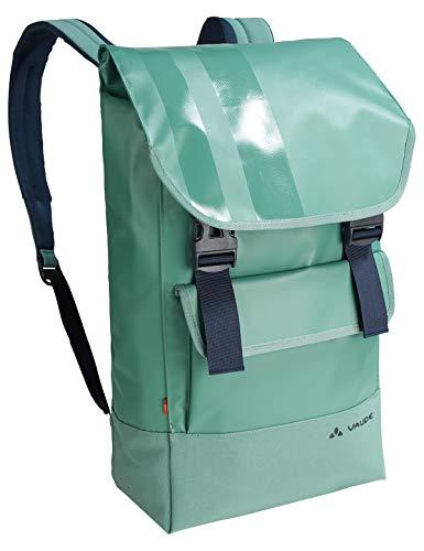 VAUDE Rucksäcke20-29l Esk, Praktischer Laptop-Rucksack für den modernen Alltag, 17l, nickel green, one Size, 141649840