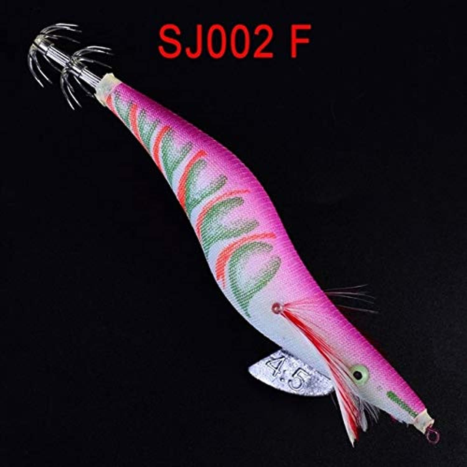 8pc Squid Jigs Fishing Lure Exported USA Market Fishing Tackle 16
