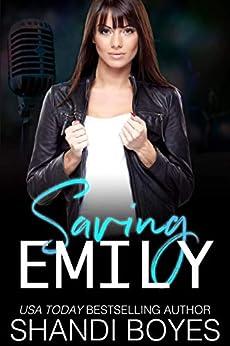 Saving Emily (Perception Series Book 6) by [Shandi Boyes]