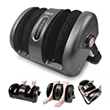 Foot Massage Machine Shiatsu Foot and Calf Massager-Deep Kneading Air Compression with Heat Therapy Plantar Fasciitis Relieve Fatigue Feet/Calves/Arms Increases Blood Flow Circulation
