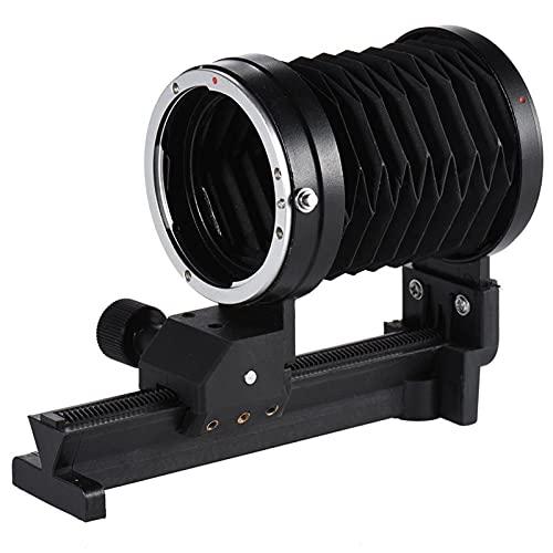 MTGJFDDFO Macro Entension Bellows Focusing Accesorio Accesorio para Fit For Canon EOS...