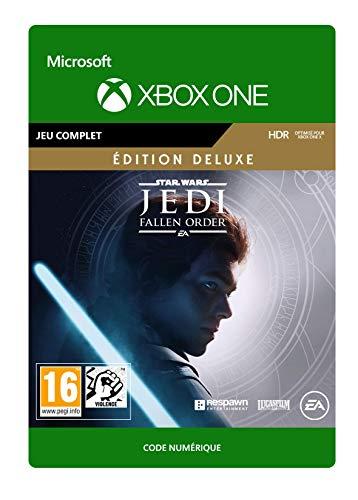 STAR WARS Jedi Fallen Order Deluxe | Xbox One – Code jeu à télécharger