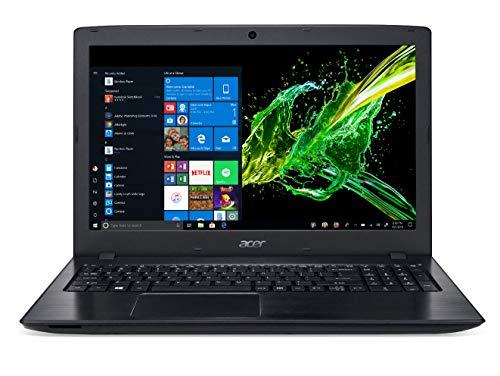 "Acer Aspire 7 15.6"" 1920 x 1080 Core i7-8750H 2.2 GHz 8 GB Memory 128 GB SSD + 1 TB Storage Laptop"