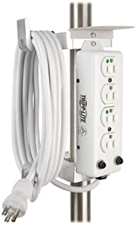 TRIPP LITE PSCLAMP Medical Power Strip Mounting Clamp Drip Shield/Cord Management