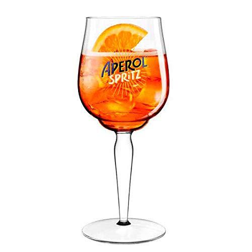 Aperol Spritz Cocktailglas, mit Stielglas, 51 cl, in Geschenkbox, 1 Stück