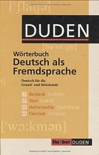 Duden. Wörterbuch Deutsch als Fremdsprache.