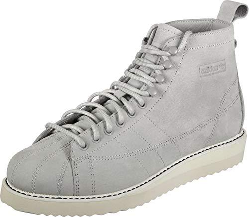 adidas Originals Damen Sneakers Superstar Boot W grau 39 1/3